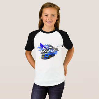 Mustang Customizer Girls' T-Shirt