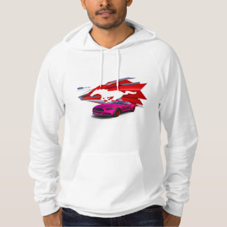 Mustang Customizer Men's Hoodie
