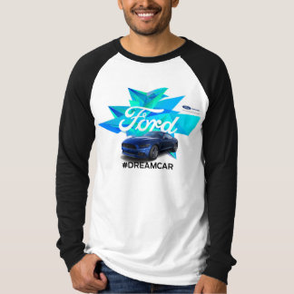 Mustang Customizer Men's Raglan T-Shirt