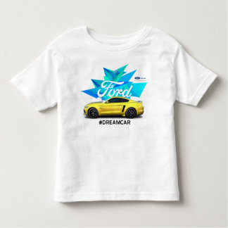 Mustang Customizer Toddler T-Shirt