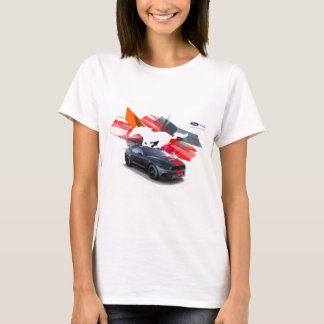 Mustang Customizer Women's Basic T-Shirt