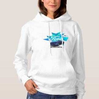 Mustang Customizer Women's Hoodie