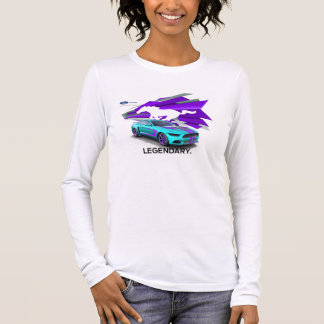 Mustang Customizer Women's Long Sleeve T-Shirt