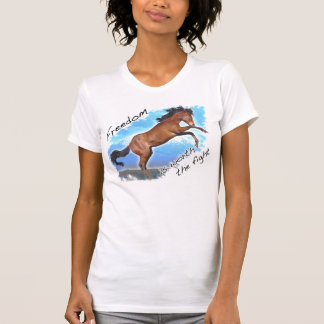 Mustang Fight for Freedom T-Shirt