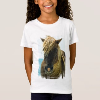 Mustang Girl's T-Shirt
