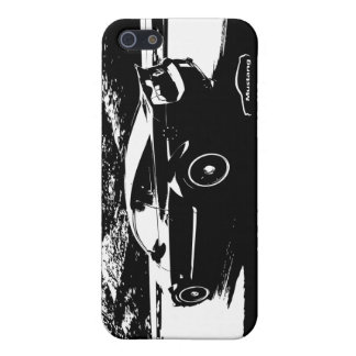Mustang GT Coupe iPhone 5 Cases