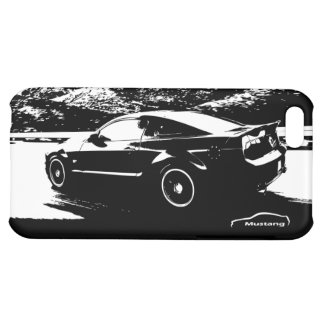Mustang GT Coupe iPhone 5C Cases
