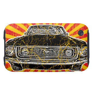 Mustang GT iPhone 3 Tough Covers
