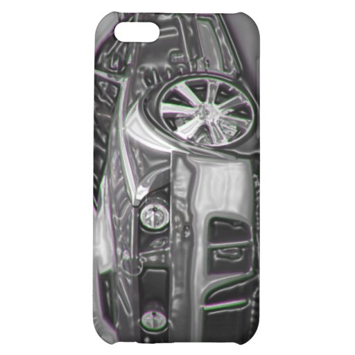 Mustang GT iPhone 5C Cases