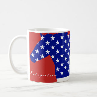 Mustang Independence Coffee Mug
