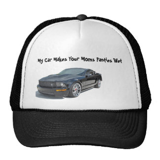 Mustang Insult Hats