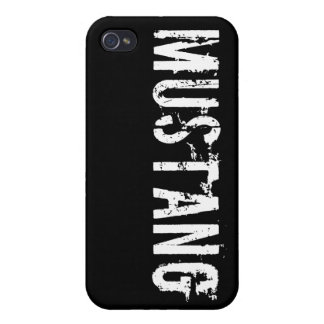 Mustang iPhone Case iPhone 4 Cases