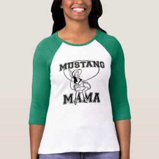 Mustang Mama t-shirt