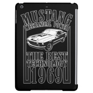 Mustang mechanical power