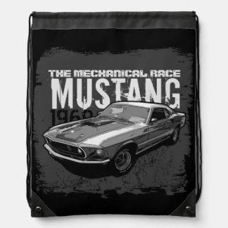 Mustang mechanical power rucksack