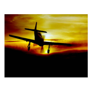 Mustang Recovery Postcard