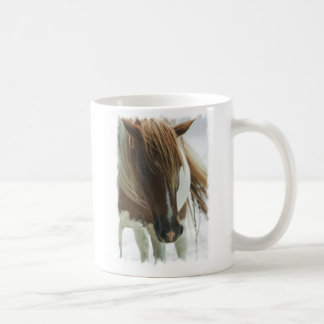 Mustang Wild Horse Coffee Mug
