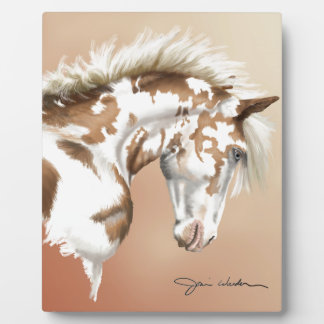 Mustang Wild Xtend Display Plaques