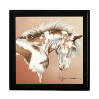Mustang Wild Xtend Large Square Gift Box