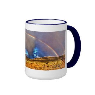 Mustang's Miracle Ringer Mug