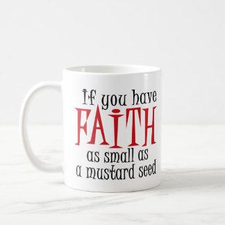 Mustard Seed Coffee Mug