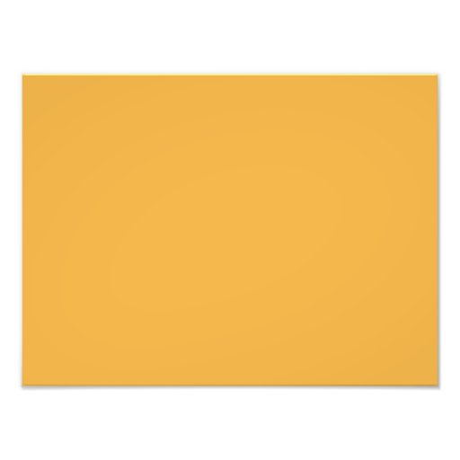 Mustard Yellow Color Trend Blank Template Photo