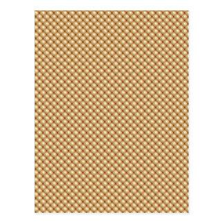 Muster pattern Plastik plastic Postkarten