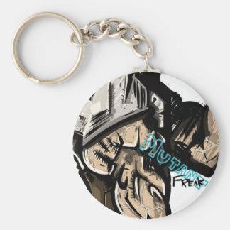 Mutant accessories keychains