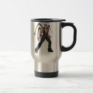 Mutant Anime Hero Travel Mug