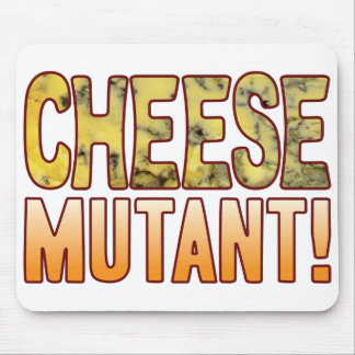 Mutant Blue Cheese Mouse Pad