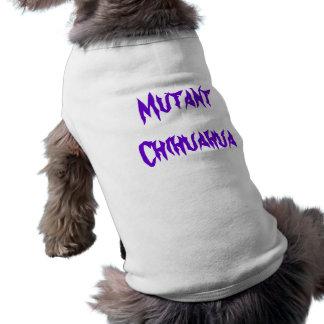 Mutant Chihuahua Doggie T-shirt