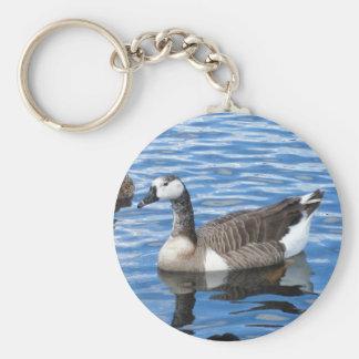 Mutant Goose ~ keychain