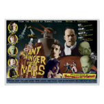 Mutant Swinger from Mars One Sheet STYLE D Poster