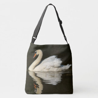 Mute Swan Bird Wildlife Animal Pond Bag