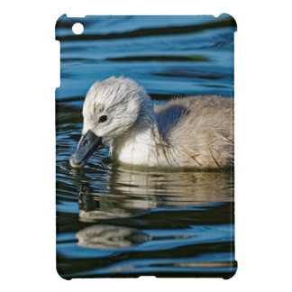 Mute Swan Cygnet iPad Mini Cover