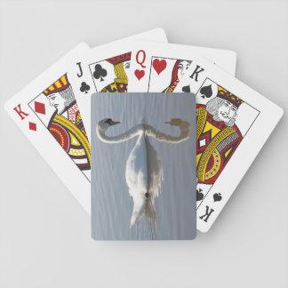 Mute Swan Poker Deck