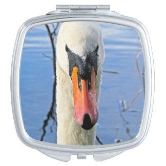 Mute Swan Travel Mirror