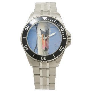 Mute Swan Wrist Watch