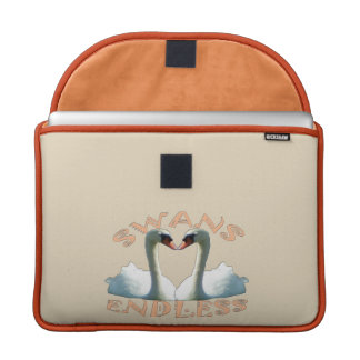 Mute Swans Endless Sleeve For MacBook Pro