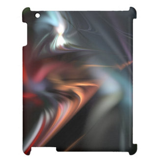 Muted Color Abduction Case For The iPad