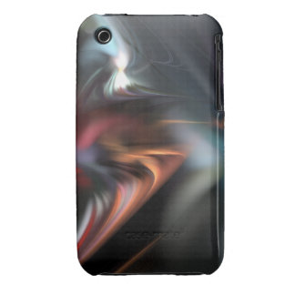 Muted Color Abduction iPhone 3 Cover