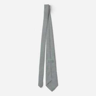 Muted green dial modern tie
