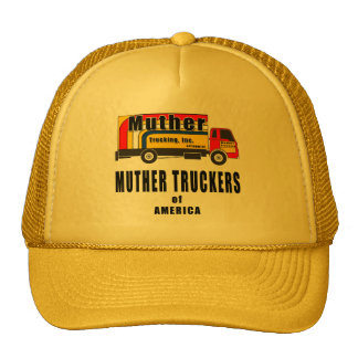 Muther Truckers Cap
