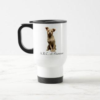 mutt, A.R.C. of Shawnee, Animal Rescue Centerof... Travel Mug