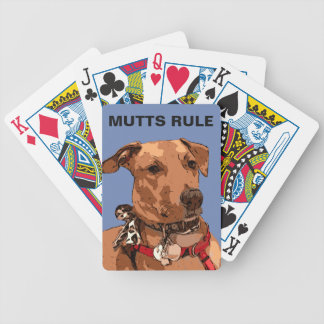 MUTT BICYCLE PLAYING CARDS