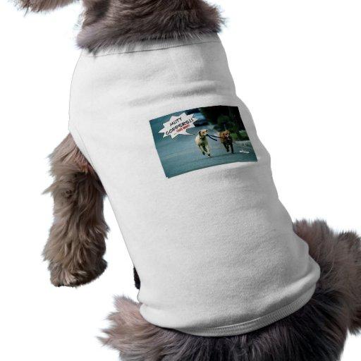 Mutt COPPERZ! Doggie Tshirt