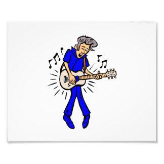 mutton hair guy guitar player blue b.png photograph