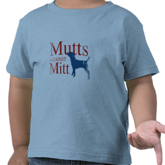 Mutts against Mitt.png Tees