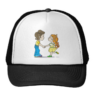 Mutual sympathy cap