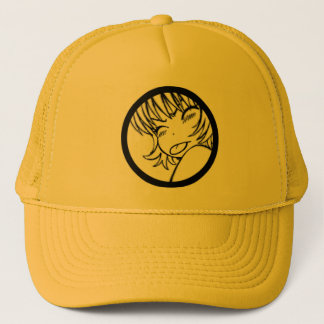 muuhh - cute anime - kawaii >_< trucker hat
